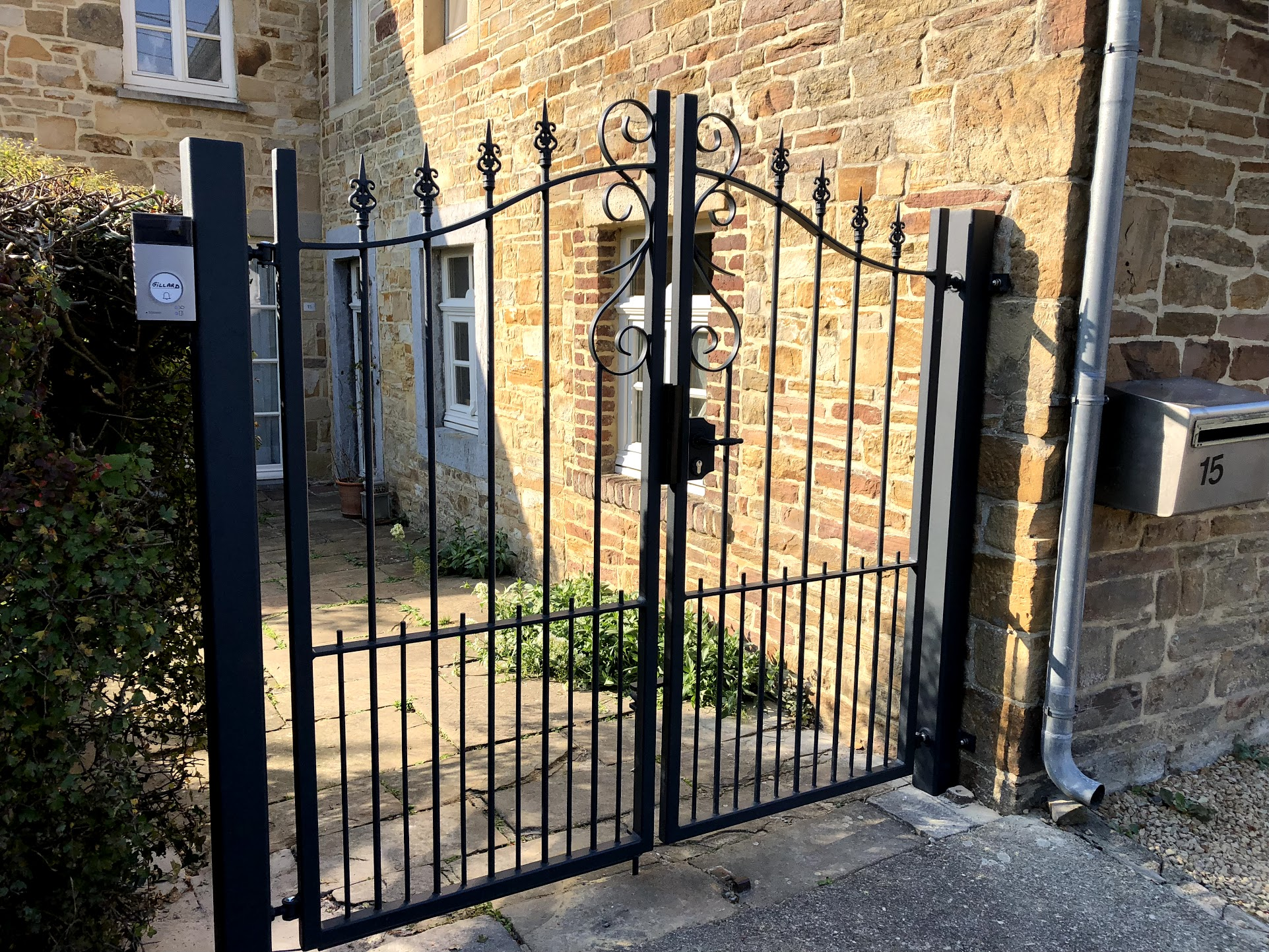 portail ancien