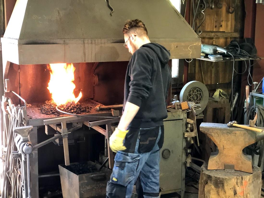 atelier ferronnerie Haillot